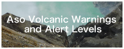 Aso Volcanic Warnings and Alert Levels